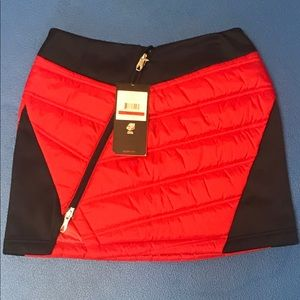 Spyder Vintage Insulated Mini Skirt Sizes XS/M